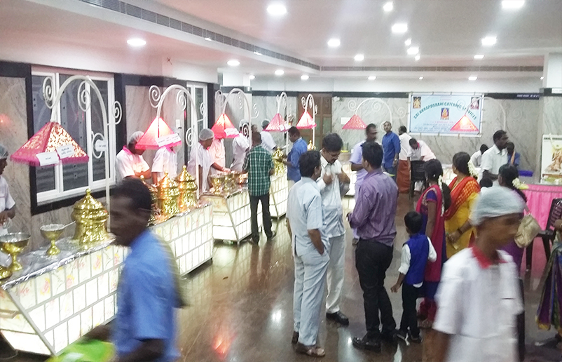 Top 10 Caterers in chennai