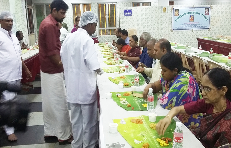 Wedding Caterers planners contractors in chennai